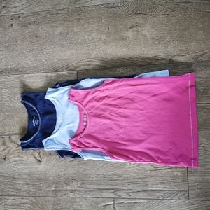 2/$15 Joe Fresh Girls Tank top bundle size 4